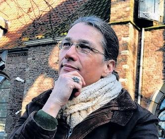 Stadsfilosoof-Delft-Hubertus-Bahorie